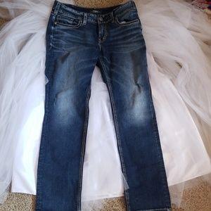Suki straight jeans